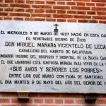 Sevilla. Casa de Miguel de Mañara (1)