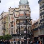 Sevilla. Avda de la Constitución (1)