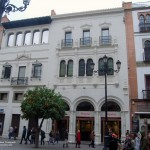 Sevilla. Avda de la Constitución (30)
