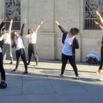 Sevilla. Bailes en la calle (1)