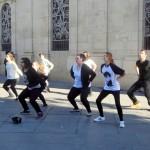 Sevilla. Bailes en la calle (2)