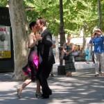Sevilla. Bailes en la calle (5)