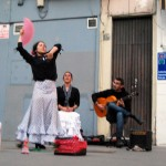 Sevilla. Bailes en la calle (6)
