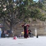Sevilla. Bailes en la calle (7)