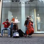Sevilla. Artistas callejeros (3)