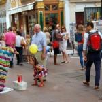 Sevilla. Artistas callejeros (16)