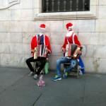 Sevilla. Artistas callejeros (31)