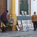 Sevilla. Artistas callejeros (43)