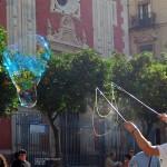 Sevilla. Pompas de jabón (2)