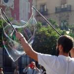 Sevilla. Pompas de jabón (3)