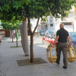 Sevilla. Preparativos (7)