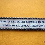 Sevilla. Capilla del Dulce Nombre de Jesús (1)