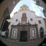 Sevilla. Iglesia de la Santa Cruz (1)