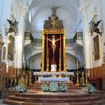Sevilla. Iglesia de la Santa Cruz (10)