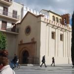 Sevilla. Capilla primera Universidad (Sta. Mª de Jesús) (1)