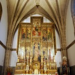 Sevilla. Capilla primera Universidad (Sta. Mª de Jesús) (11)