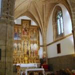Sevilla. Capilla primera Universidad (Sta. Mª de Jesús) (12)