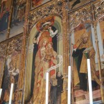 Sevilla. Capilla primera Universidad (Sta. Mª de Jesús) (15)