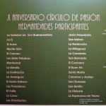 Sevilla. X Aniversario Círculo de Pasión (2)