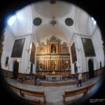 Sevilla. Iglesia Sagrado Corazón (12)
