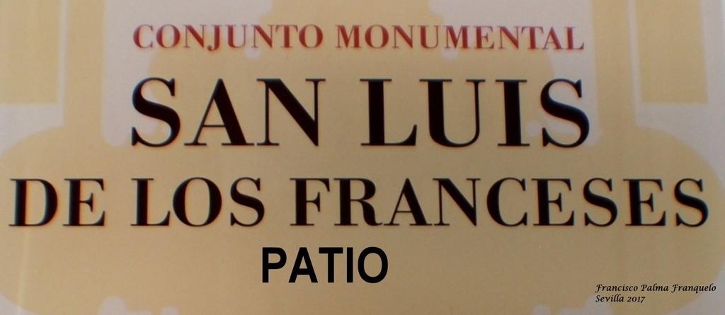 Sevilla. San Luis. Patio (1)