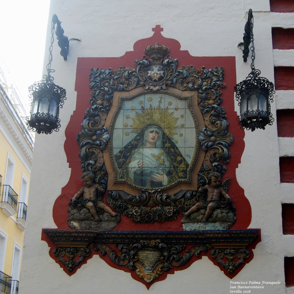 Sevilla. Iglesia de San Buenaventura (3)