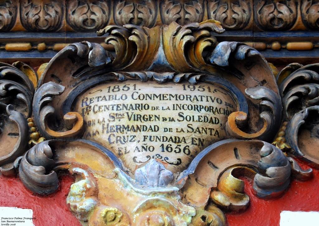 Sevilla. Iglesia de San Buenaventura (4)
