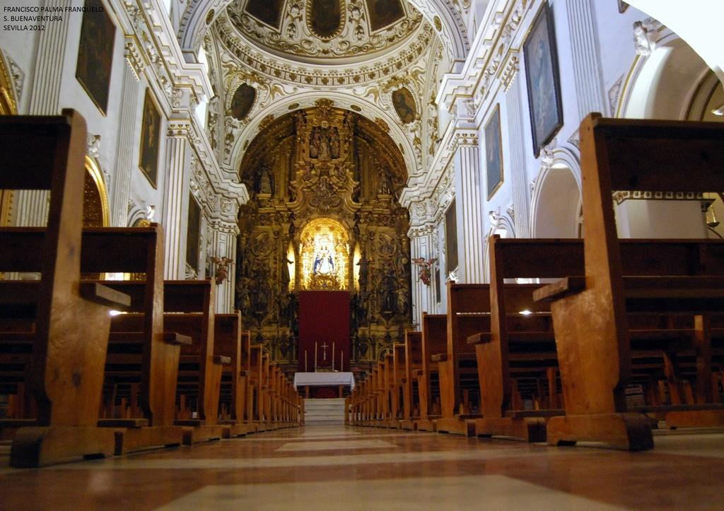 Sevilla. Iglesia de San Buenaventura (8)