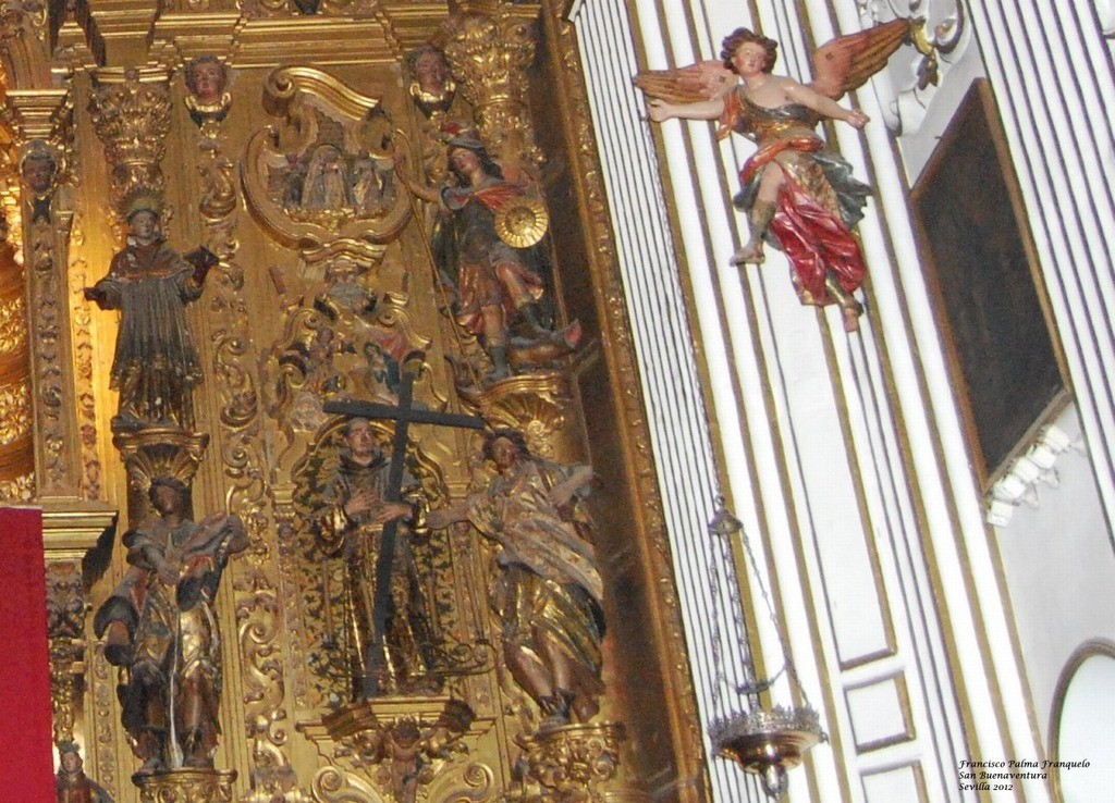 Sevilla. Iglesia de San Buenaventura (16)