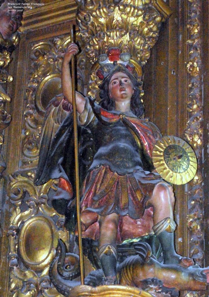 Sevilla. Iglesia de San Buenaventura (19)