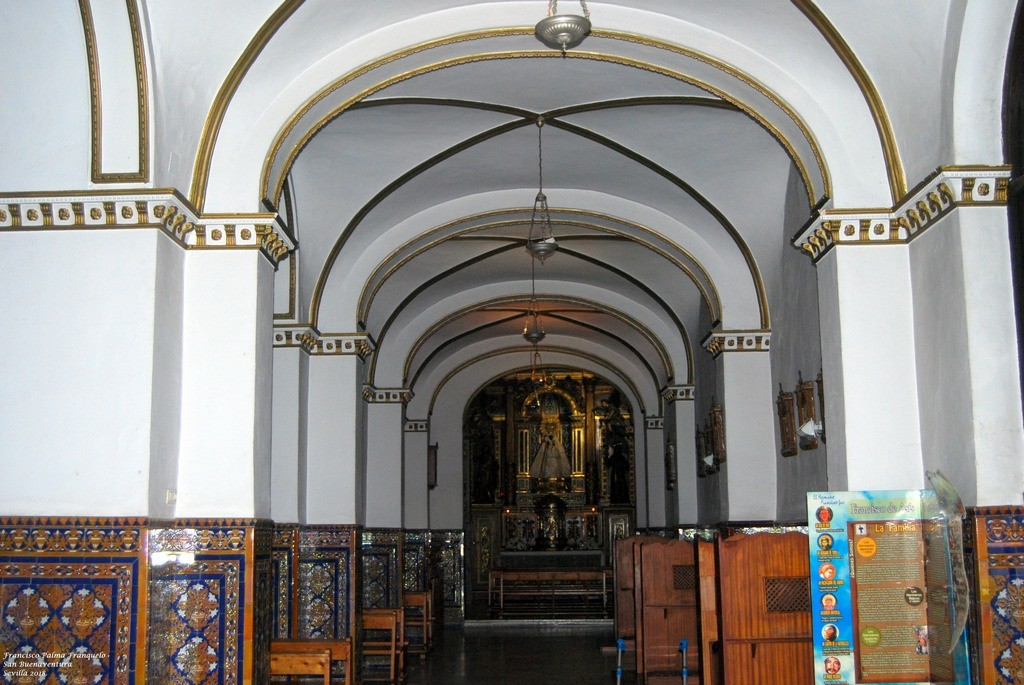 Sevilla. Iglesia de San Buenaventura (26)