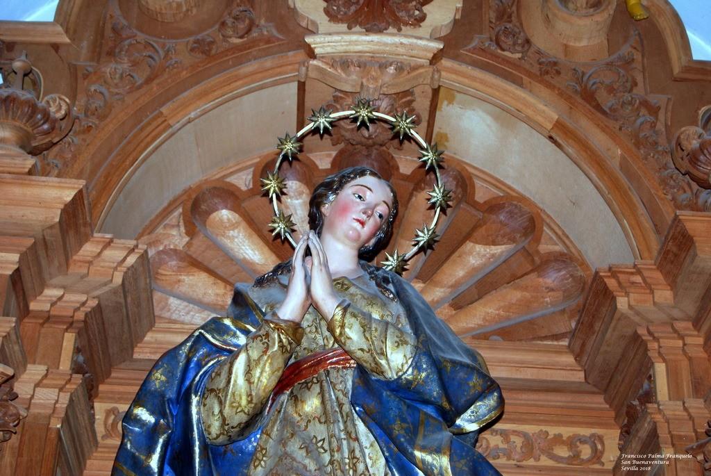 Sevilla. Iglesia de San Buenaventura (35)