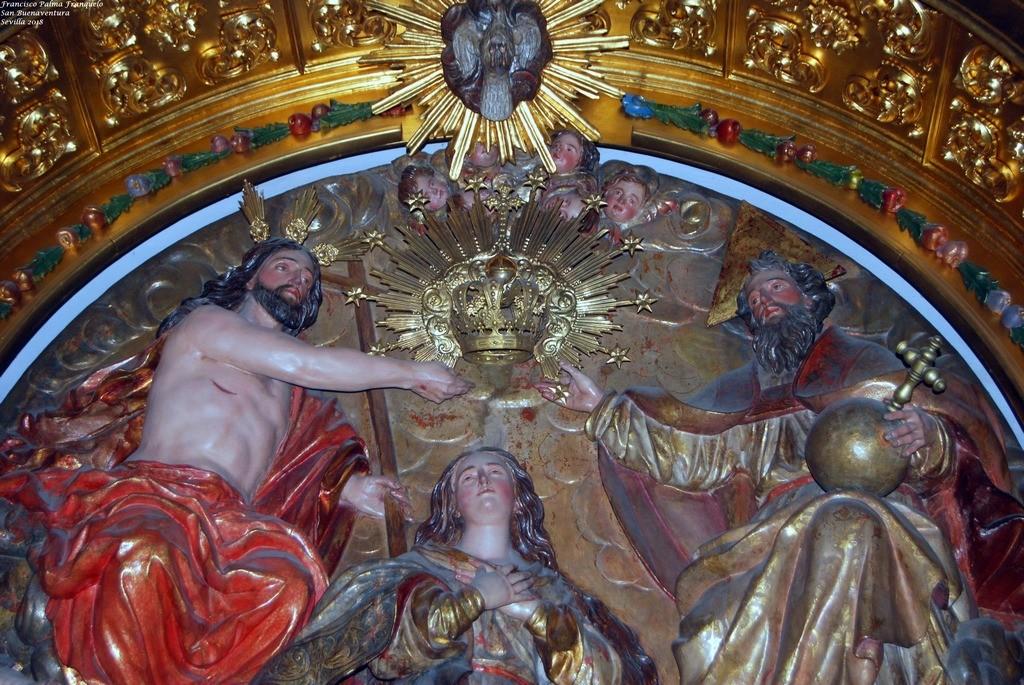 Sevilla. Iglesia de San Buenaventura (40)