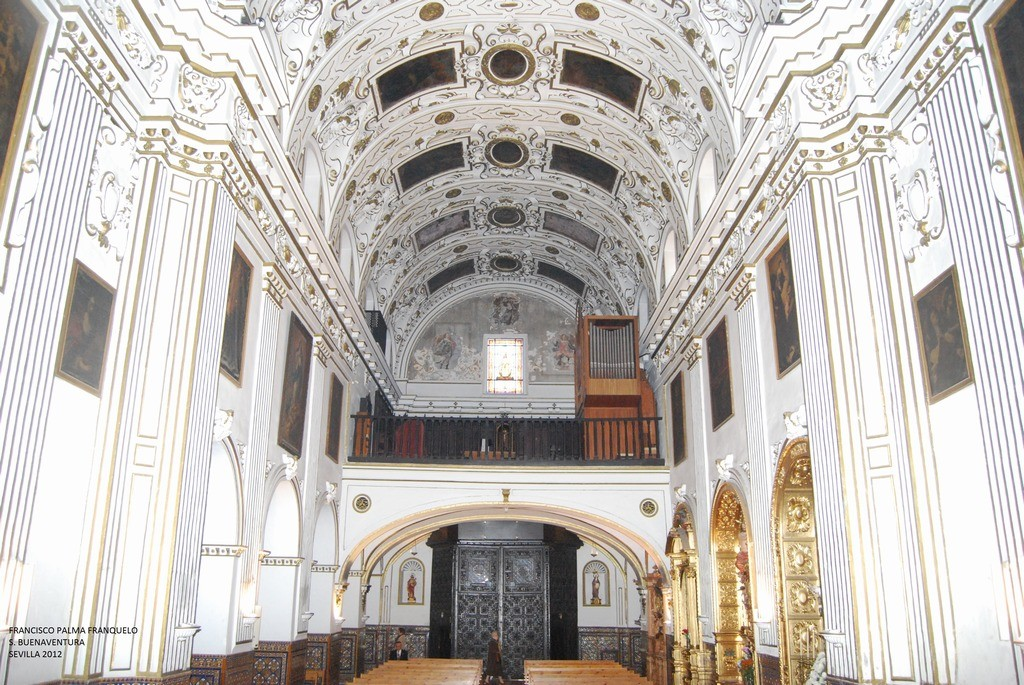 Sevilla. Iglesia de San Buenaventura (57)
