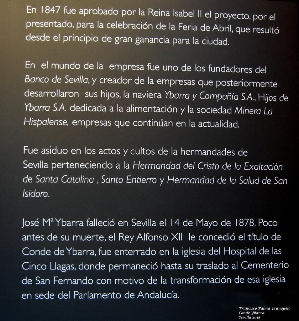 Sevilla. Conde Ybarra (3)