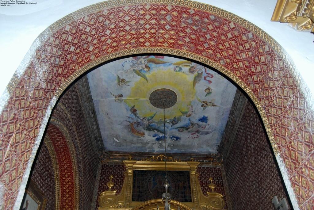 Sevilla. Sagrado Corazón (Capilla de las Ánimas) (7)