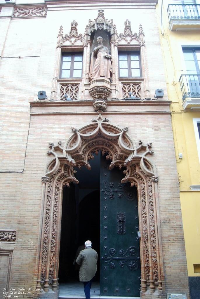 Sevilla. Capilla de los Luises (2)