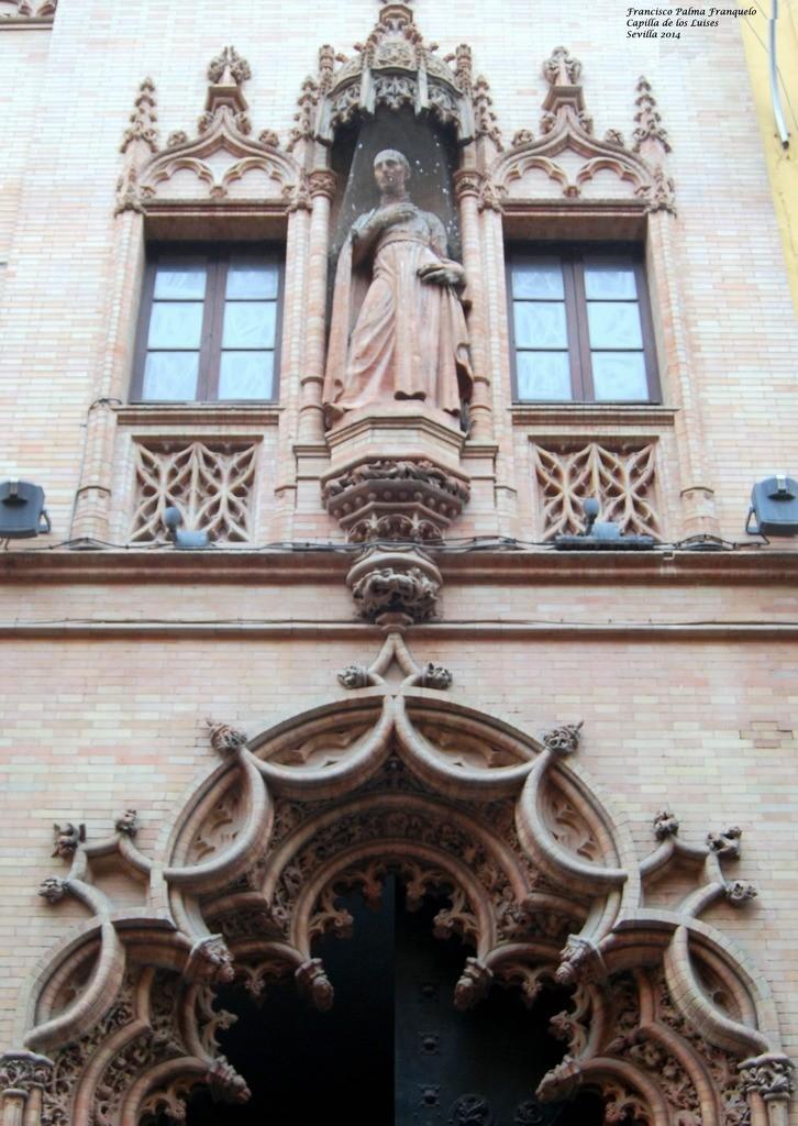 Sevilla. Capilla de los Luises (3)