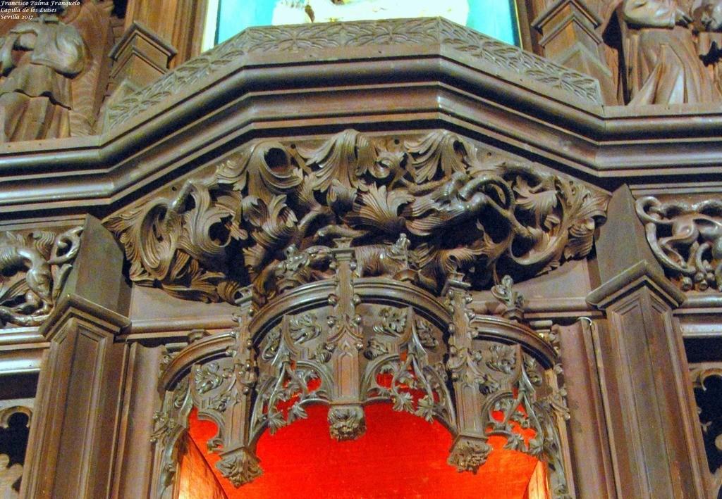 Sevilla. Capilla de los Luises (9)