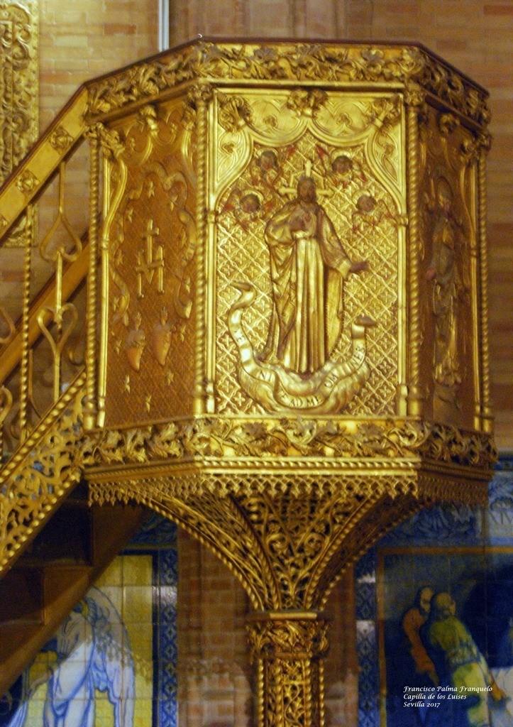 Sevilla. Capilla de los Luises (26)