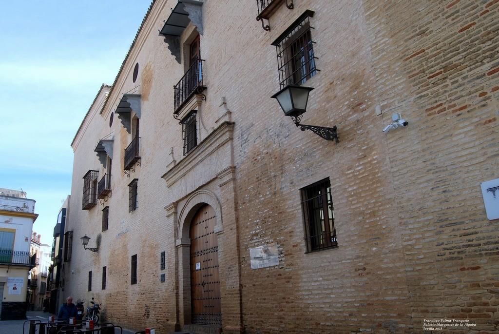 Sevilla. Palacio de los Marqueses de la Algaba (1)