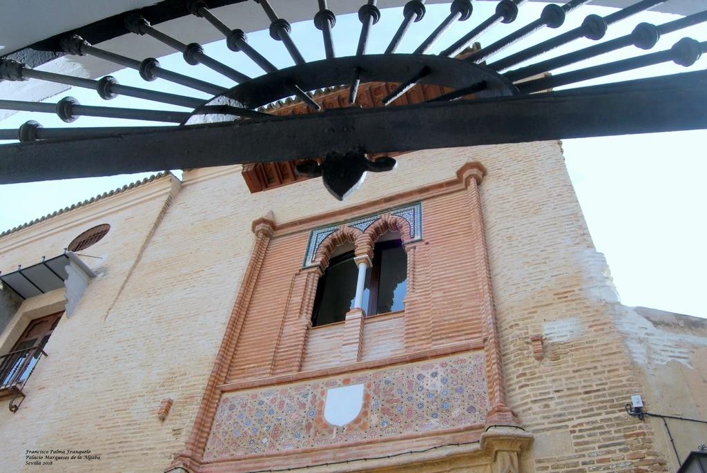 Sevilla. Palacio de los Marqueses de la Algaba (4)