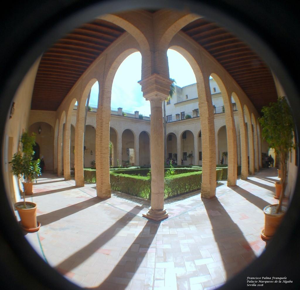 Sevilla. Palacio de los Marqueses de la Algaba (9)