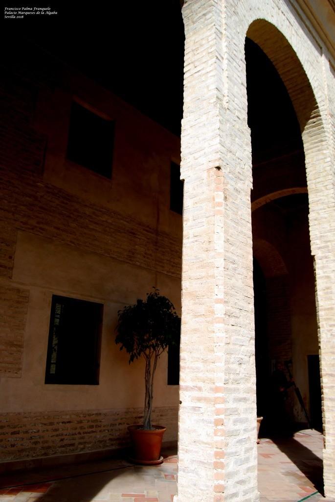 Sevilla. Palacio de los Marqueses de la Algaba (12)