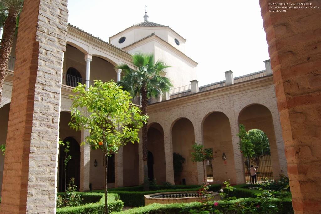 Sevilla. Palacio de los Marqueses de la Algaba (15)