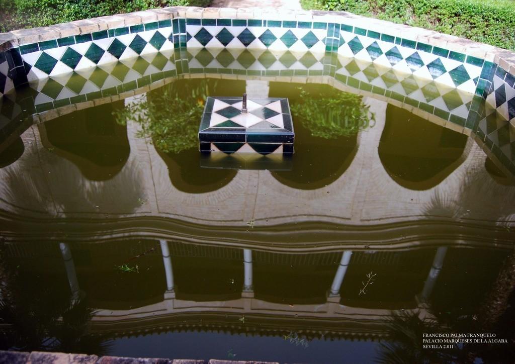 Sevilla. Palacio de los Marqueses de la Algaba (20)