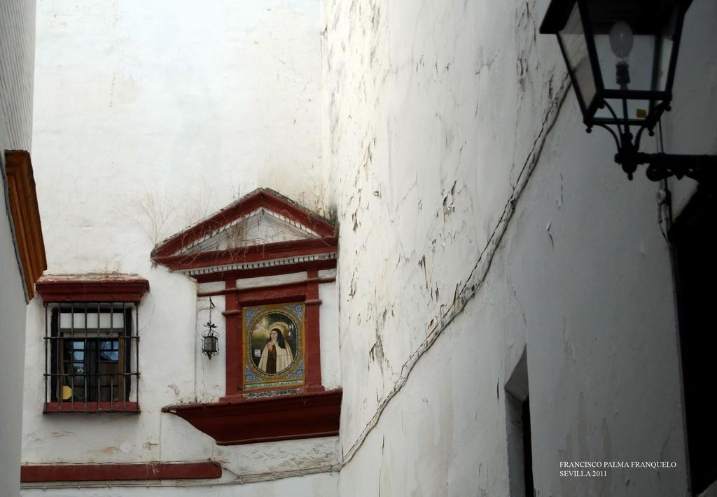 Sevilla, Convento San José del Carmen (1)