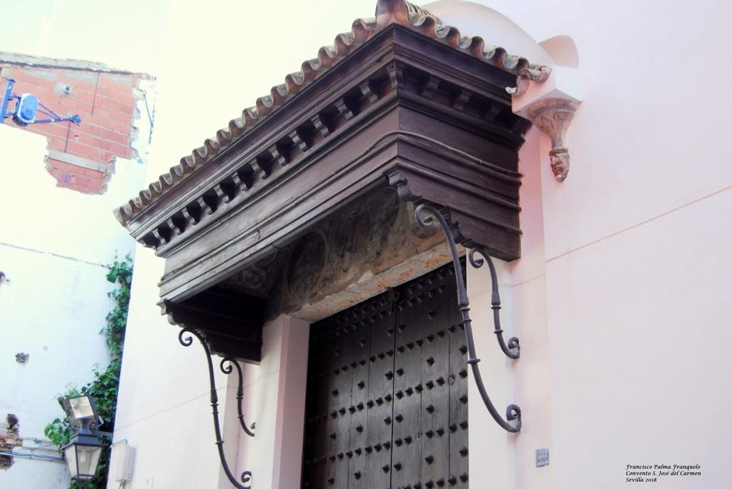 Sevilla, Convento San José del Carmen (4)