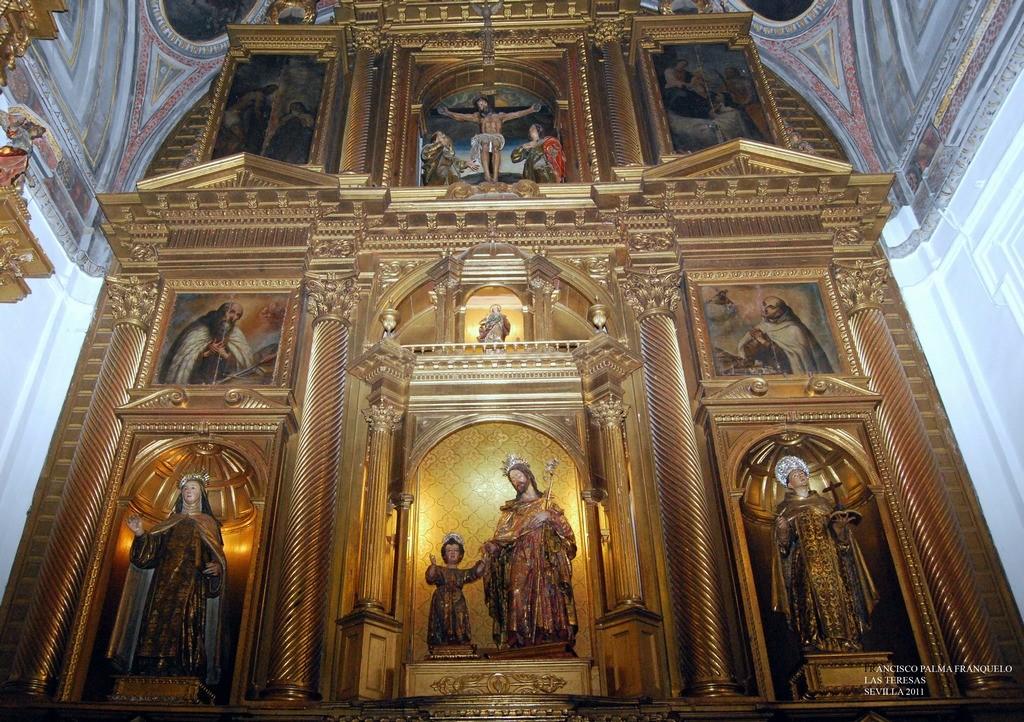 Sevilla, Convento San José del Carmen (17)