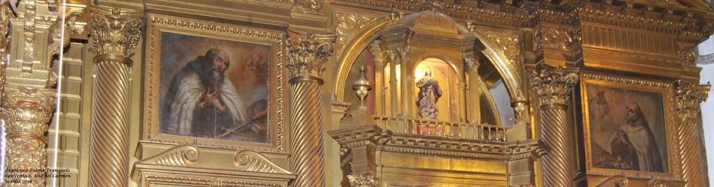 Sevilla, Convento San José del Carmen (19)